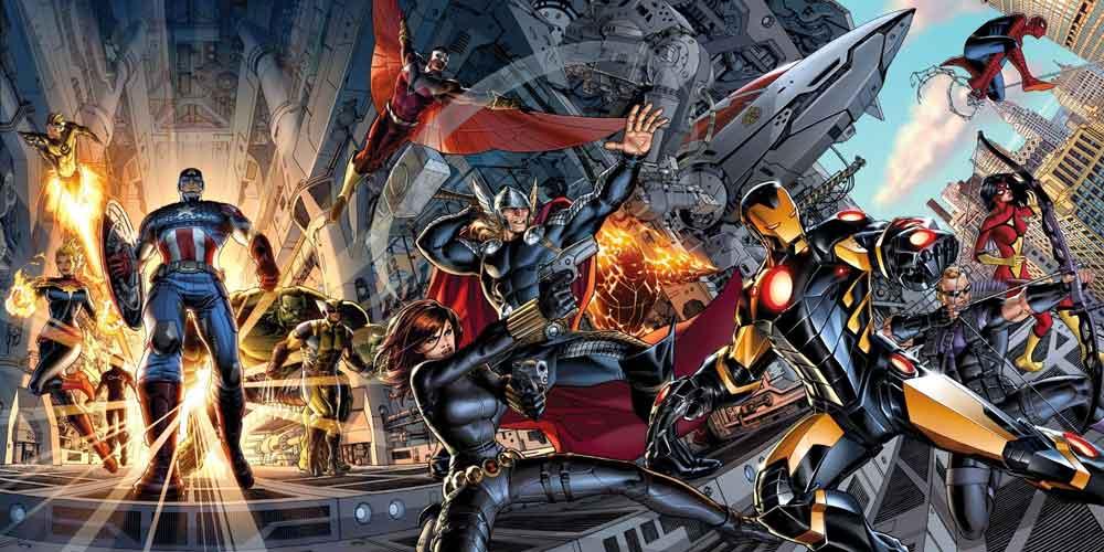 Where to start reading Avengers comics