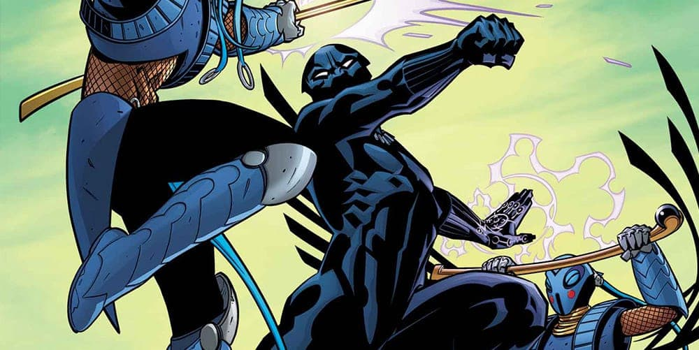 Where to start reading Black Panther comics