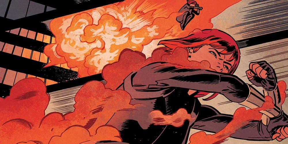 Where to start reading Black Widow comics