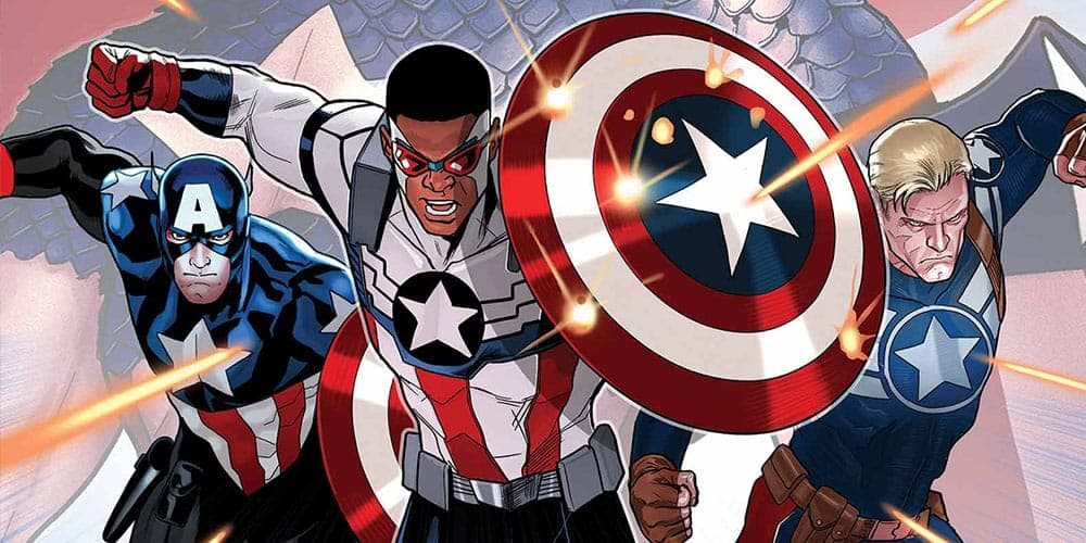 Where to start reading Captain America comics
