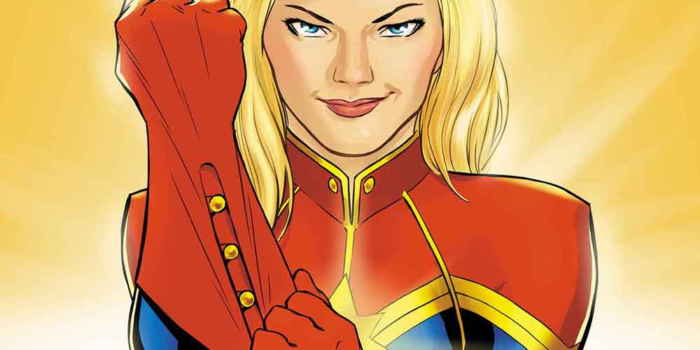 Where to start reading Captain Marvel