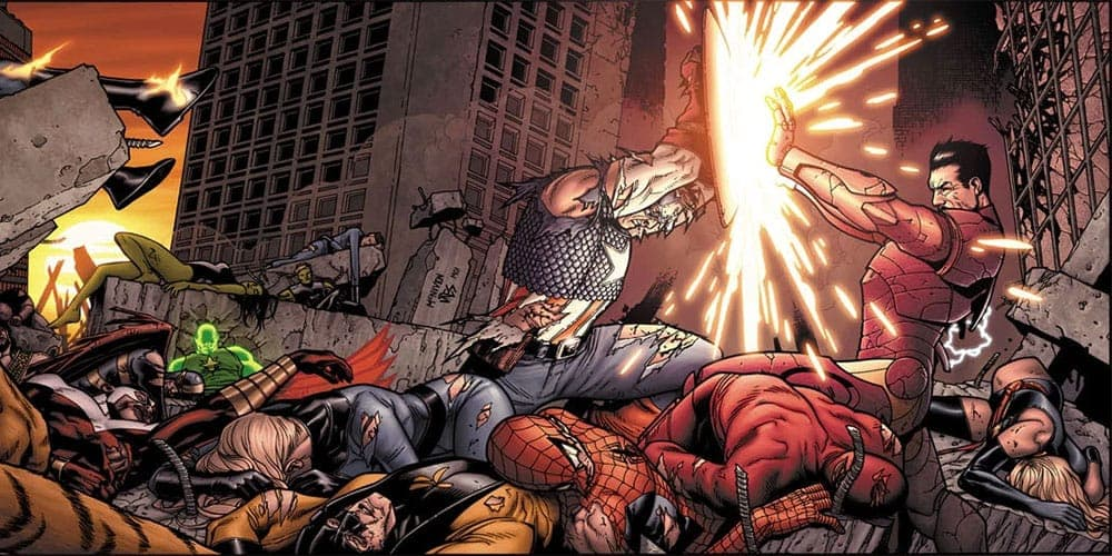 Which comics to read for Civil War - Simple comic guides, with ...