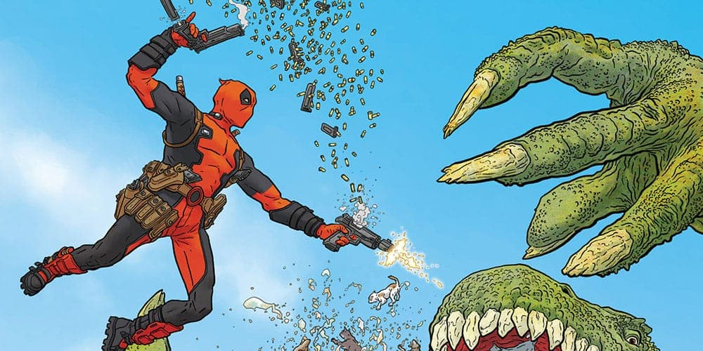 Where to start reading Deadpool comics