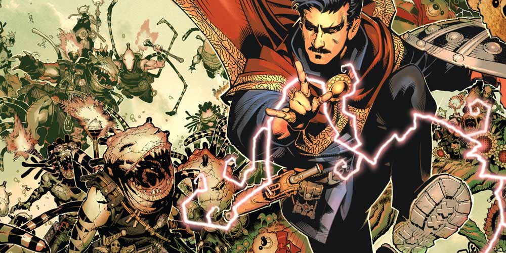 Where to start reading Doctor Strange