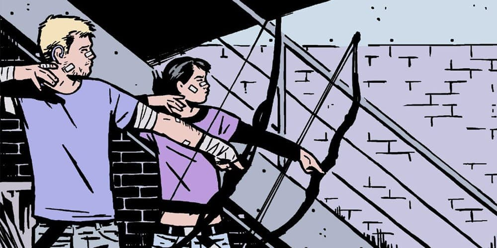 Where to start reading Hawkeye comics