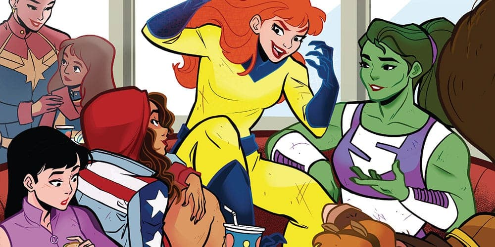 Where to start reading Patsy Walker, AKA Hellcat  comics