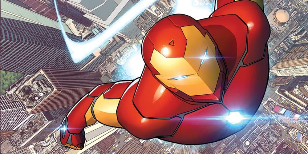 Where to start reading Iron Man comics