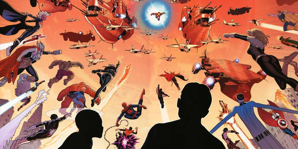 Where to start reading Secret Wars