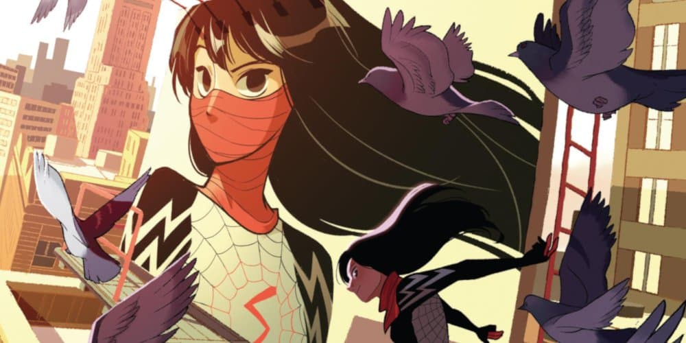 Where to start reading Silk comics
