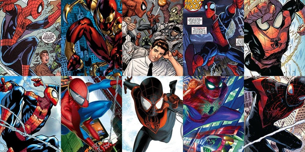 Where to start reading Spider-Man comics