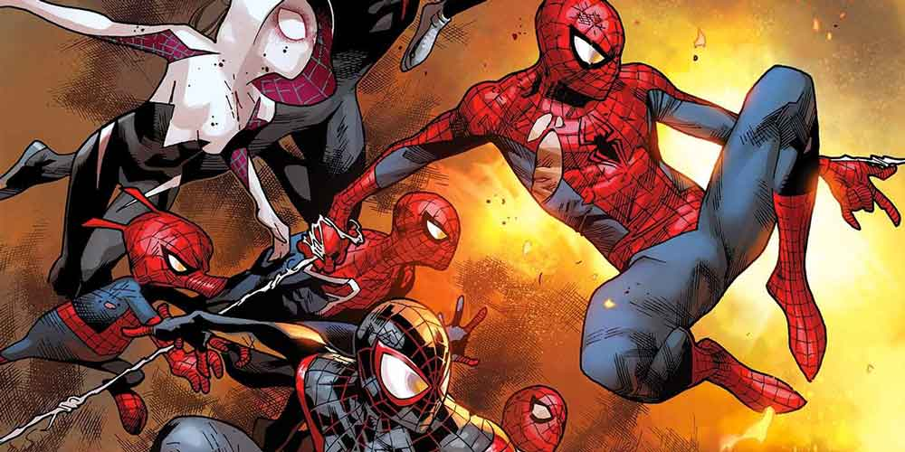 Where to start reading Spider-Verse comics