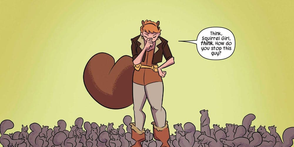 Where to start reading Squirrel Girl comics