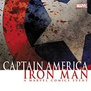 Cover of Civil War: Captain America/Iron Man