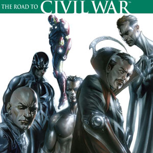 Cover of Road to Civil War