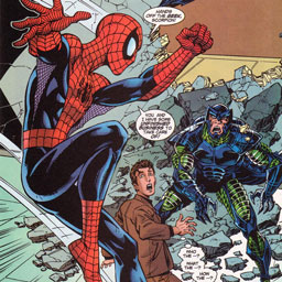Amazing Spider-Man (1999) #1